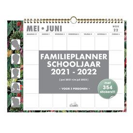 Familieplanner Omslag 2021-2022