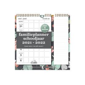 Familieplanner Memo 2021-2022
