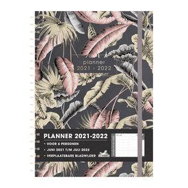Gezinsplanner D2 2021-2022