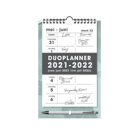 Duoplanner D1 2021-2022