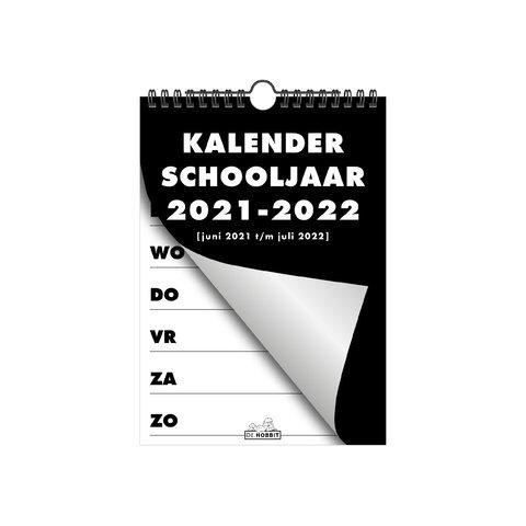 Spiraalkalender A5 D1 2021-2022