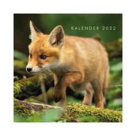 Jaarkalender Natuur 2022