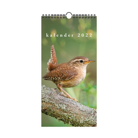 Minikalender Vogels 2022