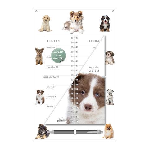 Omslagkalender Honden 2022