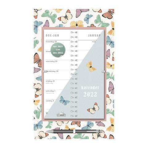 Omslagkalender Vlinders 2022