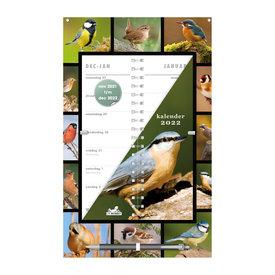 Omslagkalender Vogels 2022