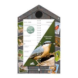 Omslagkalender Luxe Vogels 2022