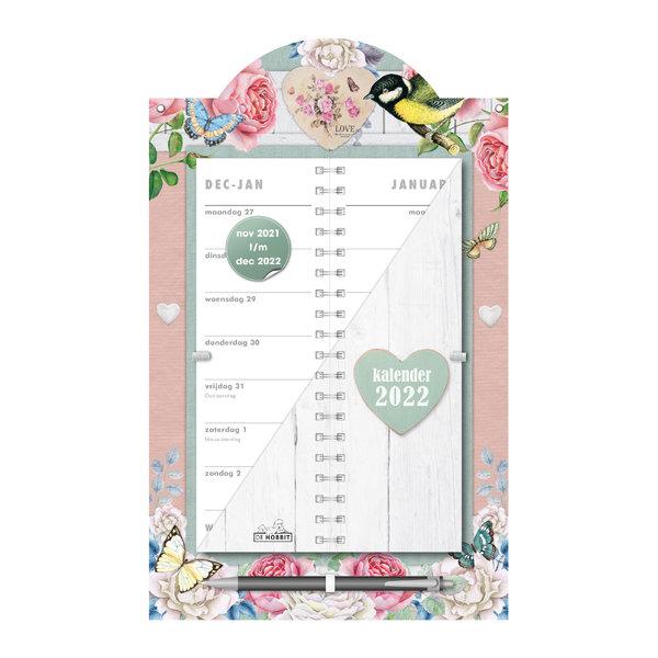 Omslagkalender Luxe Brocante 2022
