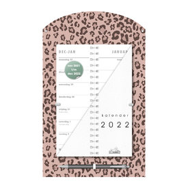 Omslagkalender Luxe Panter 2022