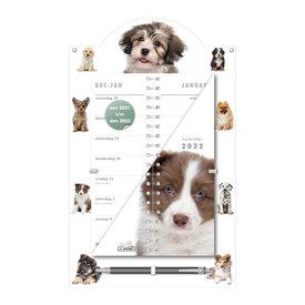 Omslagkalender Luxe Honden 2022