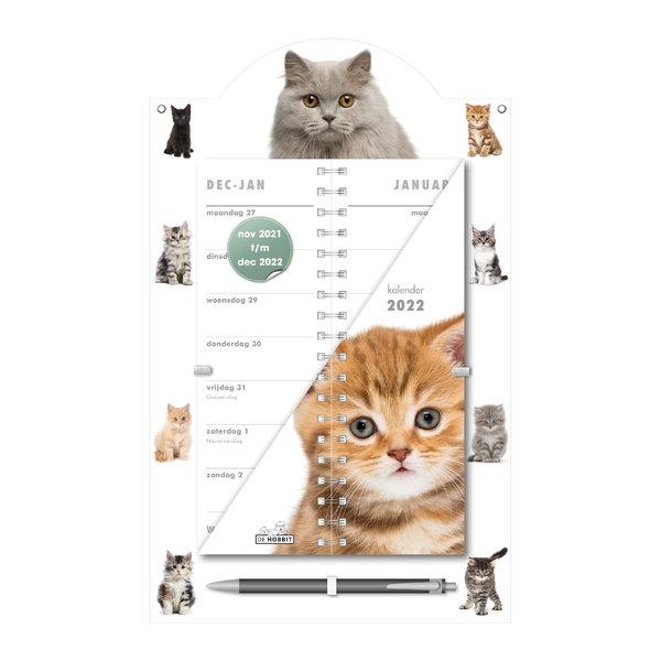 Omslagkalender Luxe Katten 2022