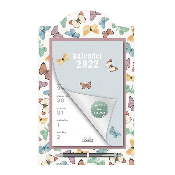 Weekscheurkalender Vlinders 2022