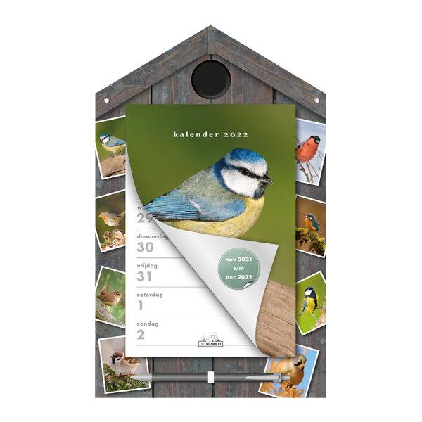 Weekscheurkalender Vogels 2022