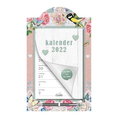 Weekscheurkalender Brocante 2022