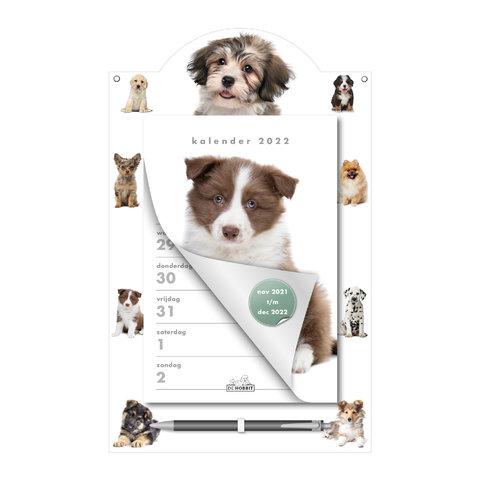 Weekscheurkalender Honden 2022