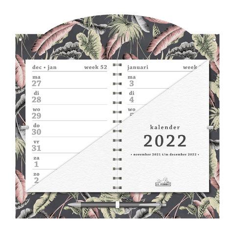 Kalender 2-weeks 2022