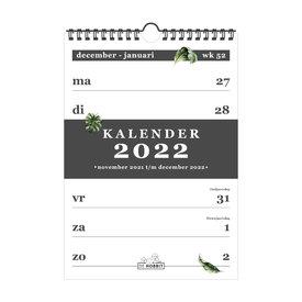 Spiraalkalender A4 D3 2022