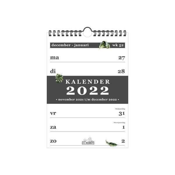 Spiraalkalender A5 D3 2022