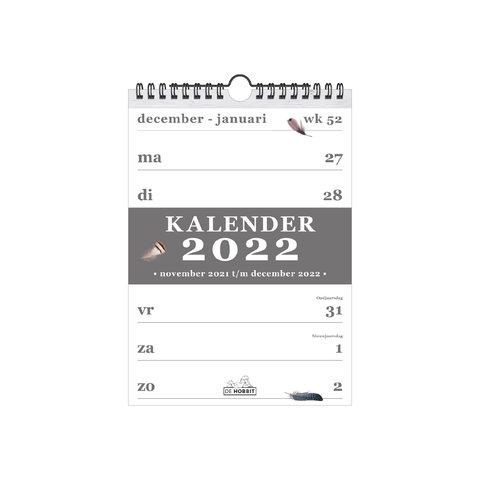 Spiraalkalender A5 D4 2022