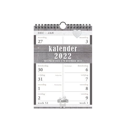 Spiraalkalender 2-weeks D3 2022