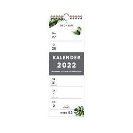 Weekkalender Smal D2 2022