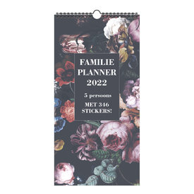 Familieplanner A3 Smal 2022