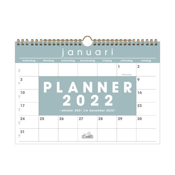 Maandplanner D1 2022