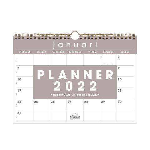 Maandplanner D2 2022