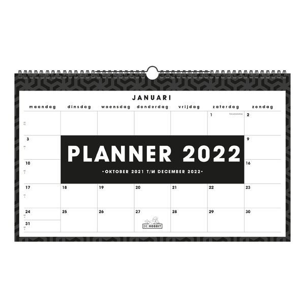 Maandplanner D3 2022