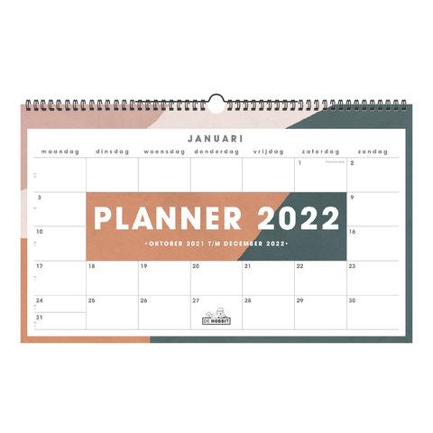 Maandplanner D4 2022