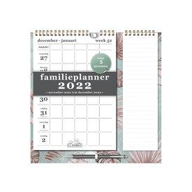 Familieplanner Memo Rechts D2 2022