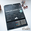Familieplanner Markers D1 2022