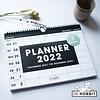 Familieplanner Spiraal D4 2022