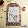 Weekscheurkalender Panter 2022