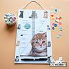 Omslagkalender Katten 2022