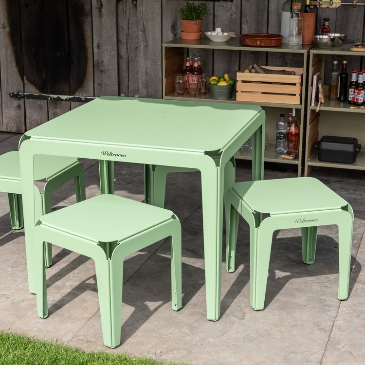 Weltevree Bended Table / Gebogen Tafel van Weltevree
