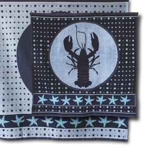 Mariëtte Wolbert Lazy Lobster - 1 Handdoek