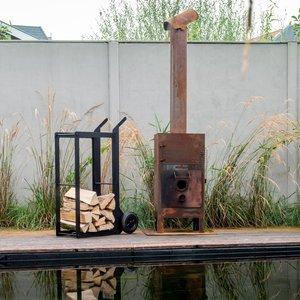 Weltevree Chimney cowl - Schoorsteenkap voor (XL) Outdooroven