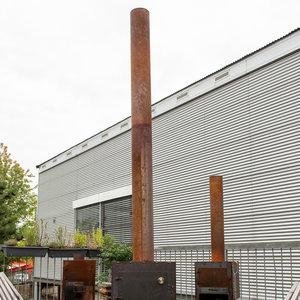 Weltevree Extra Meter Chimney Pipe