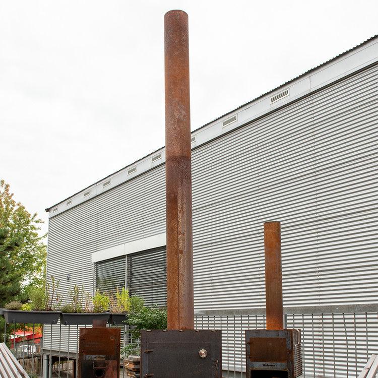 Weltevree Extra Meter Schoorsteenbuis voor je (XL) Outdooroven