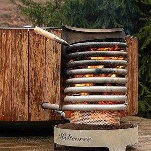 Weltevree Dutchtub Original & Wood Ashtray