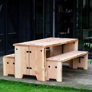 Weltevree Foresty Table - Bosbouw Tafel