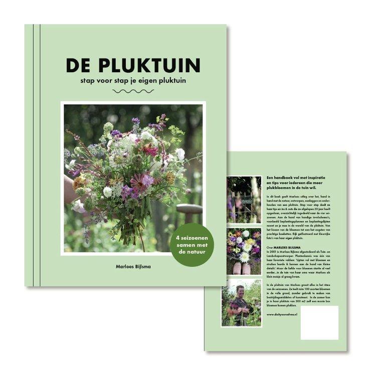 Marloes Bijlsma De Pluktuin - Stap voor stap je eigen pluktuin.