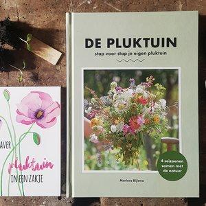Marloes Bijlsma De Pluktuin - Het boek