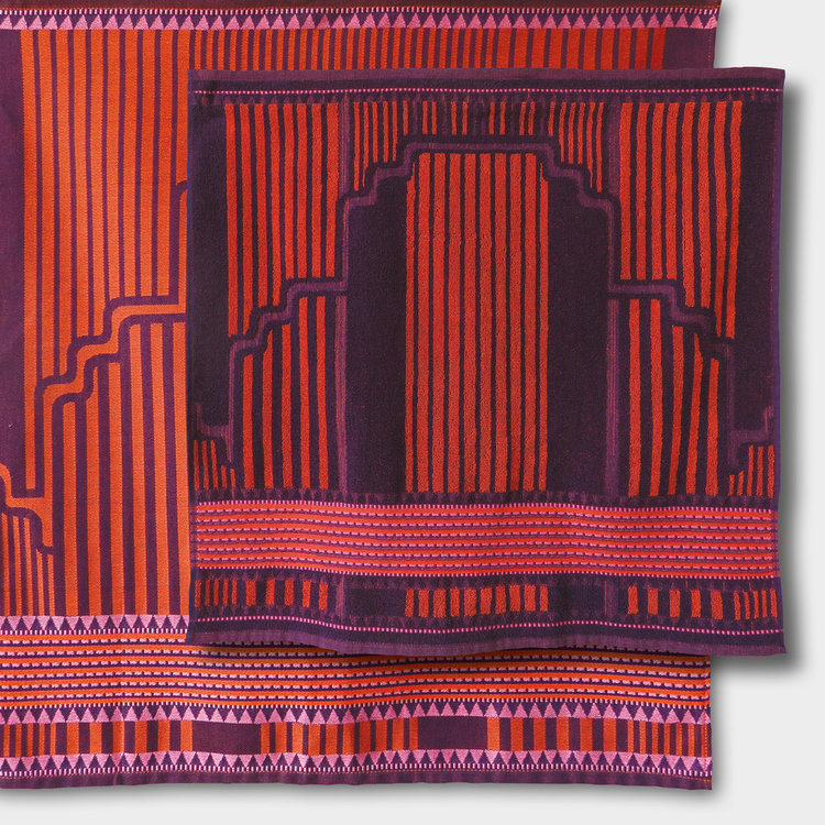 Mariëtte Wolbert Baan-Brekend - Theedoek 65 x 65 cm