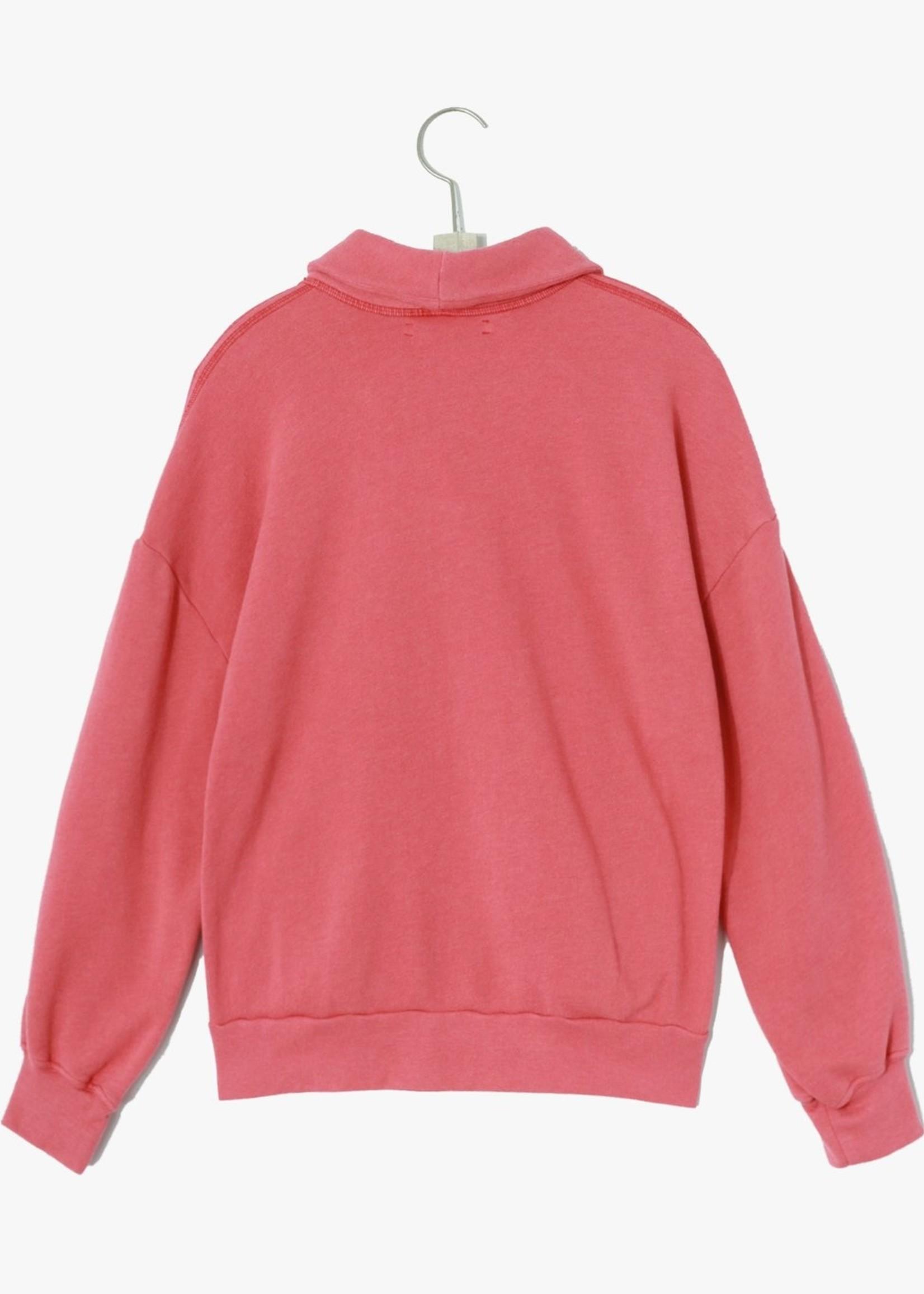 xirena xirena kass sweatshirt red