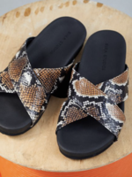rikastudios Rika Studios  joy sandal snake