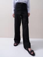 rikastudios rikastudios ulrika pants cotton, black
