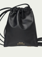 rikastudios rika studios petit leather bag black