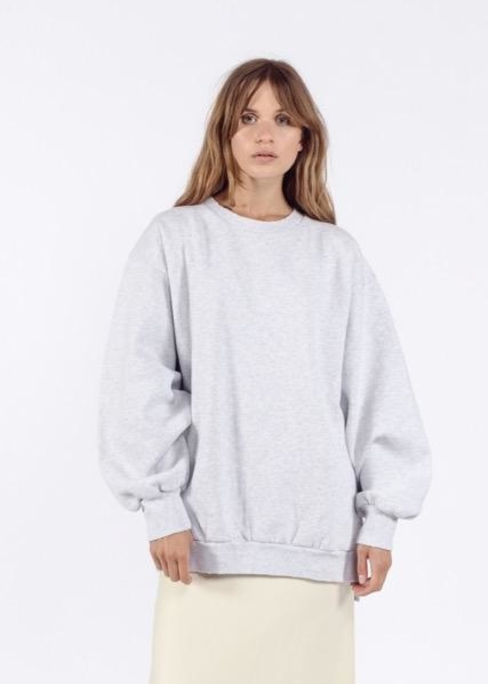 Ame ame antwerp ulla sweater grey clear